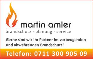 Martin Amler Brandschutz