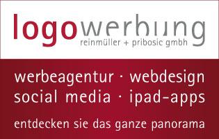 logowerbung reinmüller + pribosic GmbH